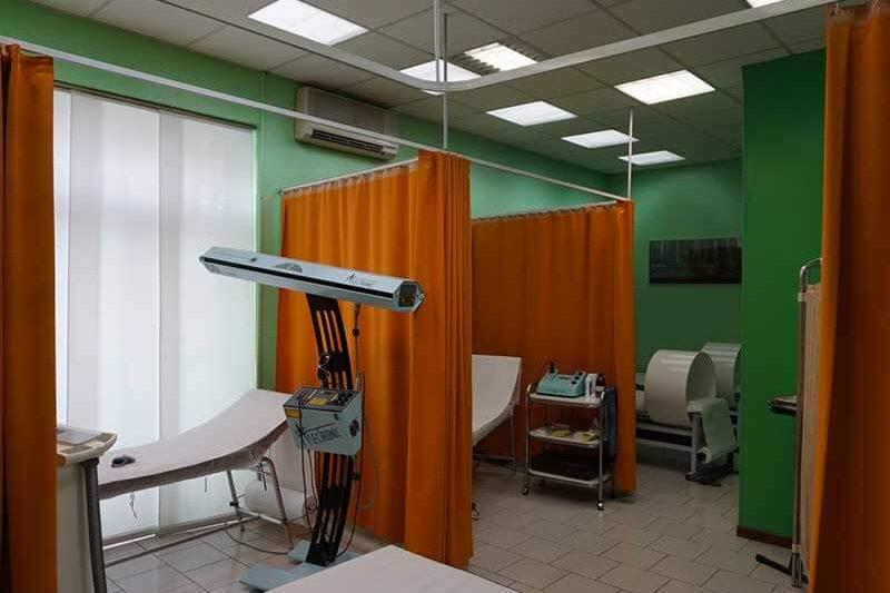 Ambulatorio di terapie fisiche cerro maggiore